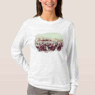 Central Park, Winter: The Skating Carnival T-Shirt