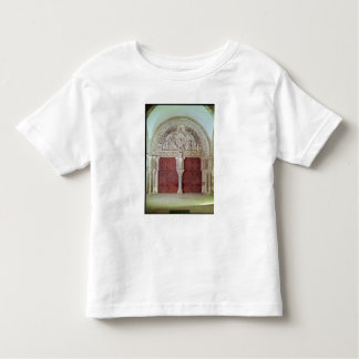 Central Portal Narthex Church Sainte-Madelaine Toddler T-shirt