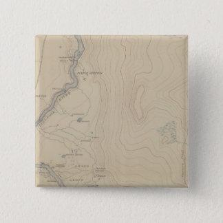 Central Portion of Upper Geyser Basin Button