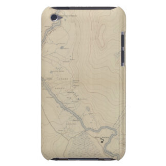 Central Portion of Upper Geyser Basin Barely There iPod Cases