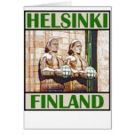 Central Railway Station, Helsinki Greeting Card