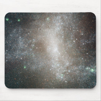 Central region of the barred spiral galaxy mouse pad