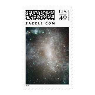 Central region of the barred spiral galaxy stamps