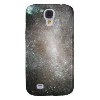 Central region of the barred spiral galaxy samsung s4 case