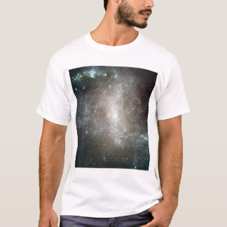 Central region of the barred spiral galaxy T-Shirt