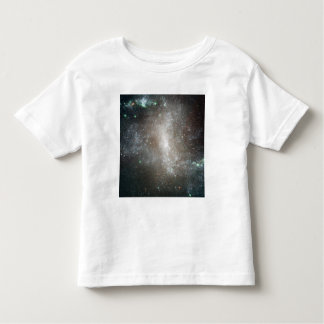 Central region of the barred spiral galaxy toddler t-shirt