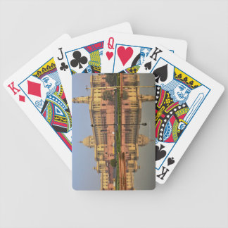 Central Secretariat on Raisina Hill Bicycle Playing Cards