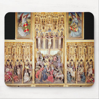 Central section of the Ambierle Altarpiece Mouse Pad