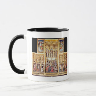 Central section of the Ambierle Altarpiece Mug