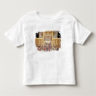 Central section of the Ambierle Altarpiece Toddler T-shirt
