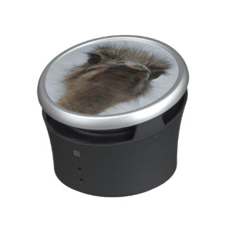 Central South Africa, African Ostrich, Close-up Bluetooth Speaker