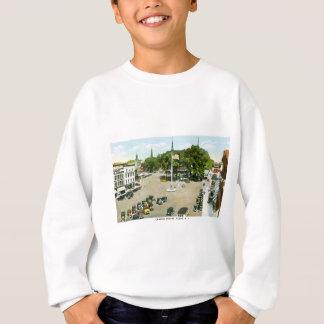 Central Square, Keene, New Hampshire Sweatshirt