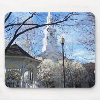 Central Square, Keene, NH Mouse Pad