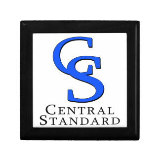 Central Standard merchandise Gift Box