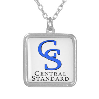 Central Standard merchandise Silver Plated Necklace