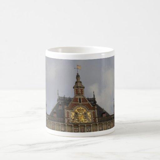 Central Station, Amsterdam Coffee Mug