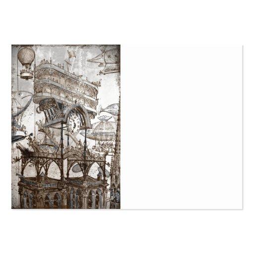 Central Station Notre Dame Business Cards