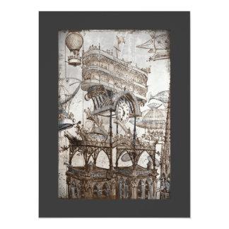 Central Station Notre Dame Card