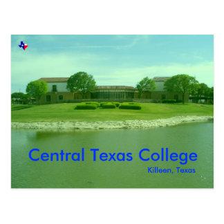 Central Texas College, Killeen Texas Postcard