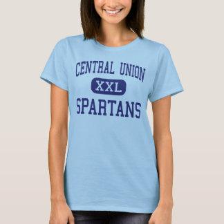 Central Union - Spartans - High - El Centro T-Shirt