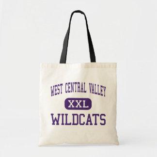 Central Valley del oeste - gatos monteses - alto - Bolsa Tela Barata