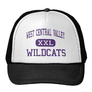 Central Valley del oeste - gatos monteses - alto - Gorro De Camionero