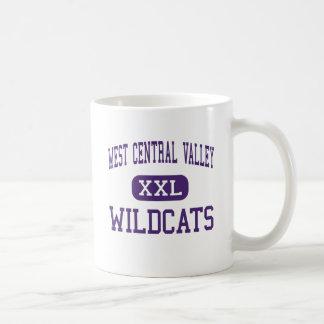 Central Valley del oeste - gatos monteses - alto - Taza Clásica