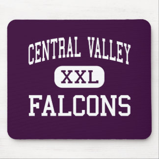 Central Valley - Falcons - High - Shasta Lake Mouse Pads