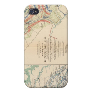 Central Virginia Dinwiddie CH Covers For iPhone 4
