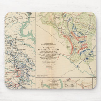 Central Virginia Dinwiddie CH Mouse Pad
