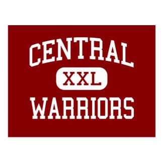 Central - Warriors - High - Grand Junction Postcard