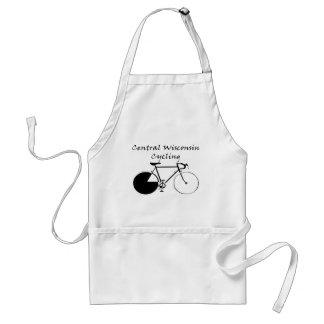Central Wisconsin Cycling Adult Apron