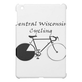 Central Wisconsin Cycling iPad Mini Case