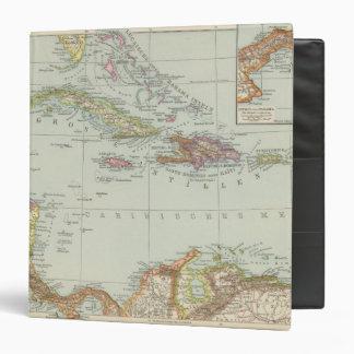 Centralamerika und Westindien - Central America Vinyl Binders