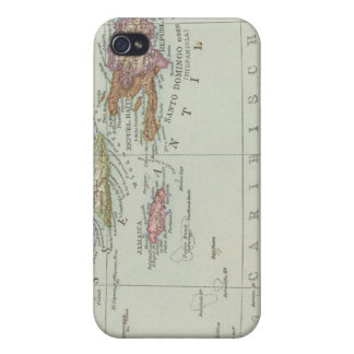 Centralamerika und Westindien - Central America Cases For iPhone 4
