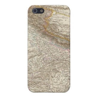 Centralasien, Ostindien - Central and South Asia Cases For iPhone 5