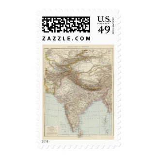 Centralasien, Ostindien - Central and South Asia Postage Stamps