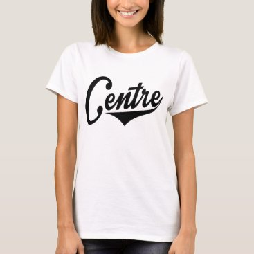 USA Themed Centre Alabama T-Shirt
