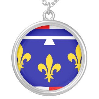 Centre, France flag Jewelry