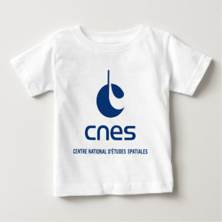 Centre national d'études spatiales baby T-Shirt