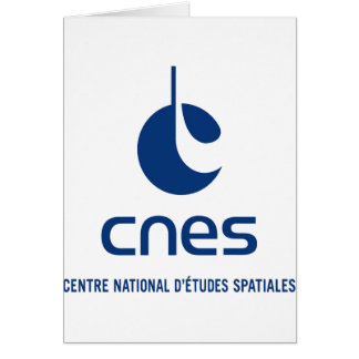 Centre national d'études spatiales card