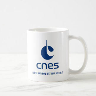 Centre national d'études spatiales coffee mug