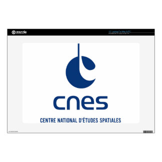 "Centre national d'études spatiales decals for 15"" laptops"