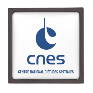 Centre national d'études spatiales gift box
