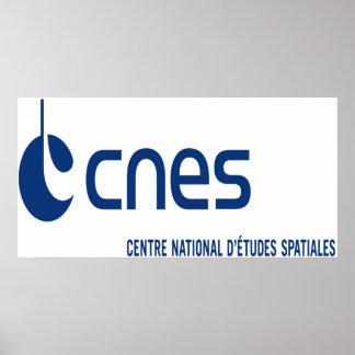 Centre national d'études spatiales poster