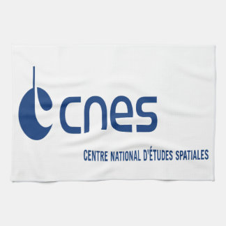 Centre national d'études spatiales towel