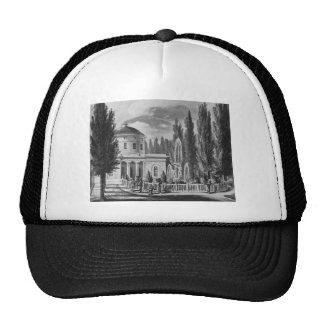 Centre Square and the Marble Water Works by Pavel Trucker Hat