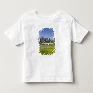 Centre St Bridge and Downtown Calgary, Alberta, 2 Toddler T-shirt