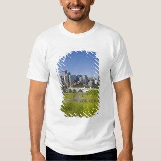 Centre St Bridge and Downtown Calgary, Alberta, 2 Tshirt
