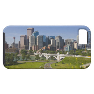 Centre St Bridge and Downtown Calgary, Alberta, iPhone 5 Cover